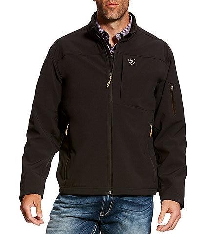 Ariat Vernon 2.0 Water-Resistant Full-Zip Softshell Jacket