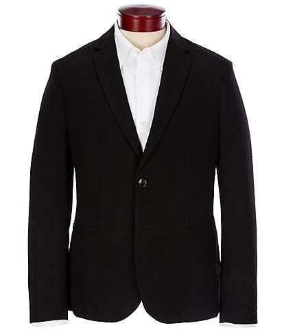 Armani Exchange Lightweight Textured Core Blazer