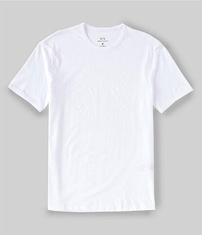Armani Exchange Tonal Logo Short-Sleeve Tee