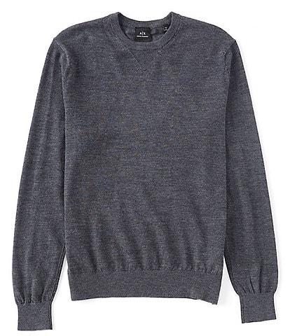 Armani Exchange Tonal Logo Sweater