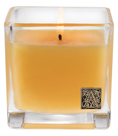 Aromatique Agave Pineapple Cube Candle