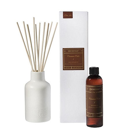 Aromatique Cinnamon Cider Reed Diffuser Set