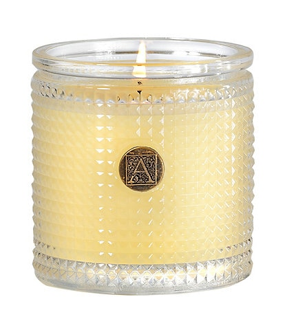 Aromatique Sorbet Textured Glass Candle