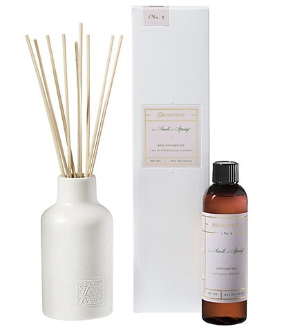 Aromatique The Smell of Spring® Reed Diffuser Set