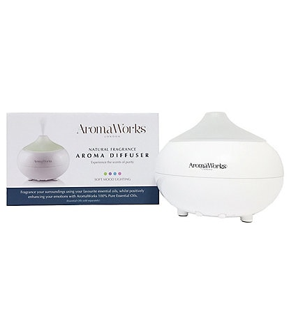 AromaWorks London Essential Oil Aroma Diffuser
