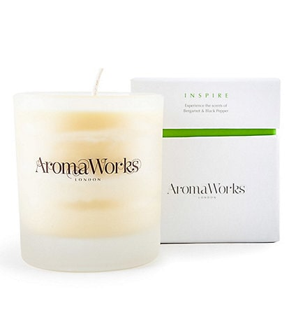 AromaWorks London Inspire Medium Candle