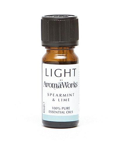 AromaWorks London Light Range Spearmint and Lime 10ml Essential Oil