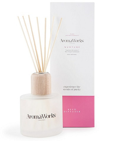 AromaWorks London Nurture Reed Diffuser