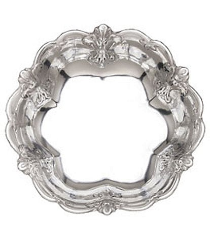 Arthur Court Fleur-de-Lis Serving Bowl