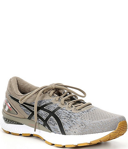 ASICS Men's GEL-Nimbus 22 Knit Running Shoes