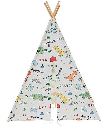 Wonder Wise by Asweets Dinomite Dino Print Teepee Play Tent