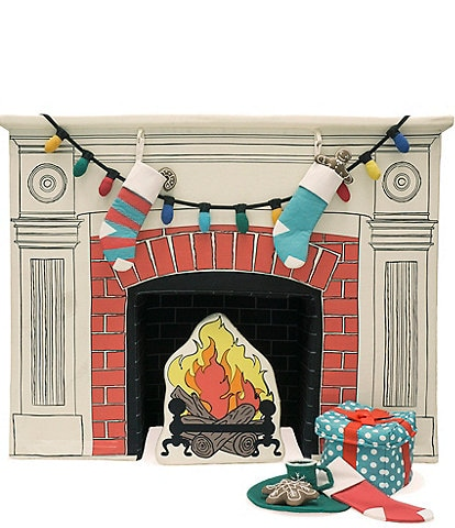 Asweets Happy Hearth Play Fireplace