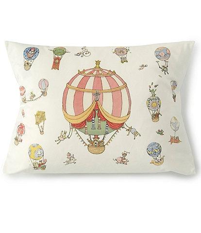 Atelier Choux Paris Baby Hot Air Balloon Pillow Cushion