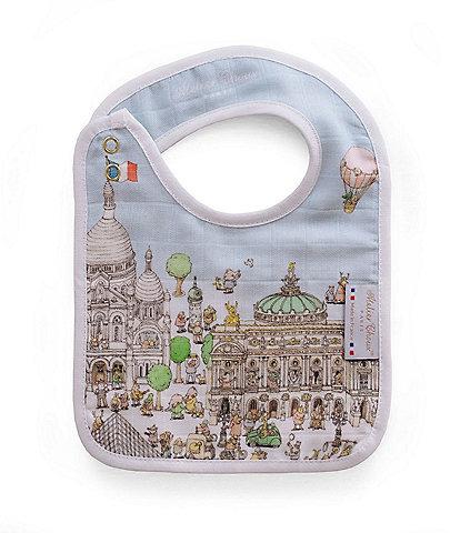 Atelier Choux Paris Organic Cotton Baby Bib