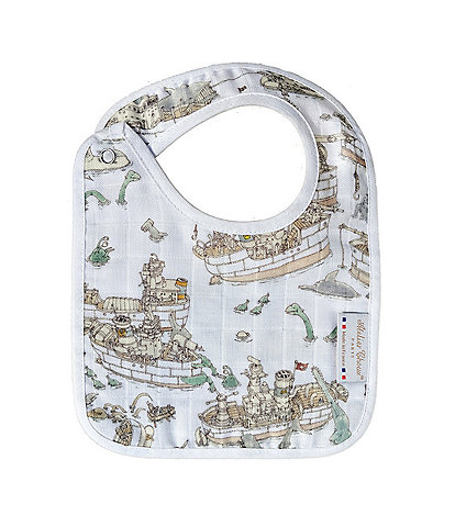 Atelier Choux Paris Organic Cotton Baby Up For Air Small Bib