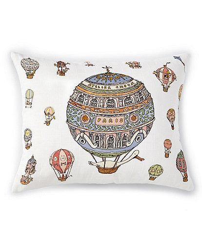Atelier Choux Paris Balloon Nursery Pillow Cushion