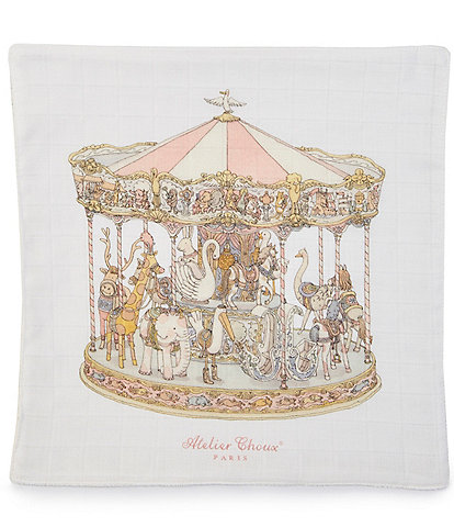 Atelier Choux Paris Carousel Mini Towel