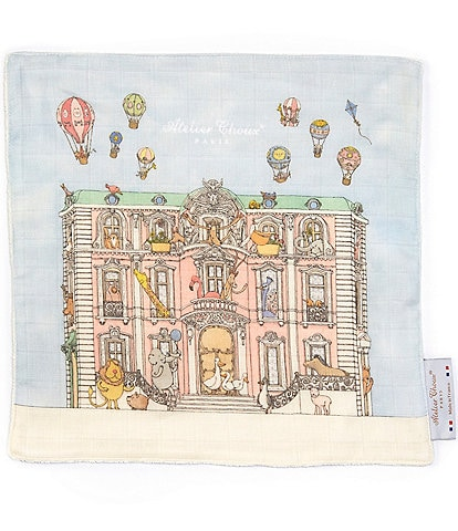 Atelier Choux Paris Monceau Mansion Mini Towel