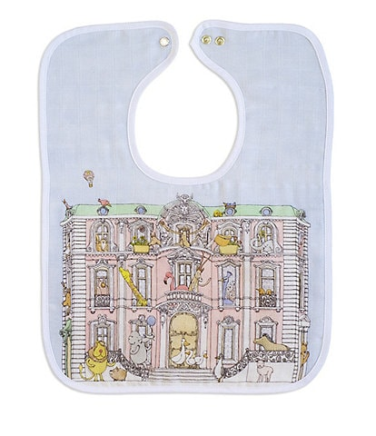 Atelier Choux Paris Toddler Large Monceau Bib