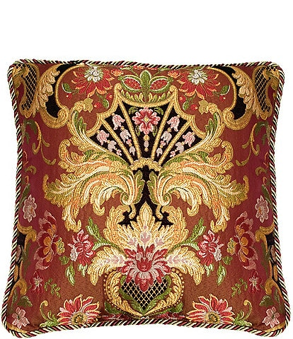 Austin Horn Classics Ashley Square Medallion Pillow