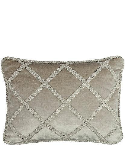 Austin Horn Classics Brighton Velvet Boudoir Pillow