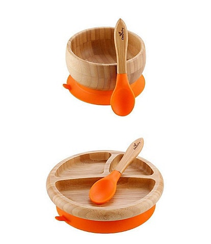 Avanchy Baby Essential Dishes Feeding Set