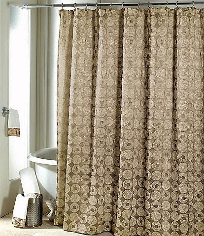 Avanti Linens Galaxy Shower Curtain