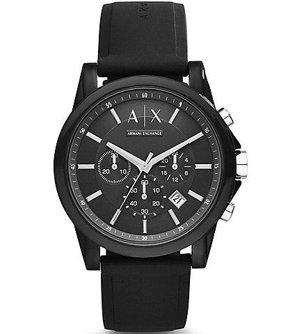 AX Armani Exchange Active Chronograph Nylon Watch