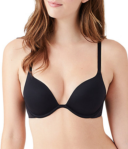 b.tempt'd by Wacoal Future Foundation Plunge Push-Up Bra