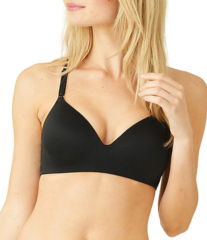 b.tempt'd by Wacoal Future Foundations Wire-Free Racer Back Bra