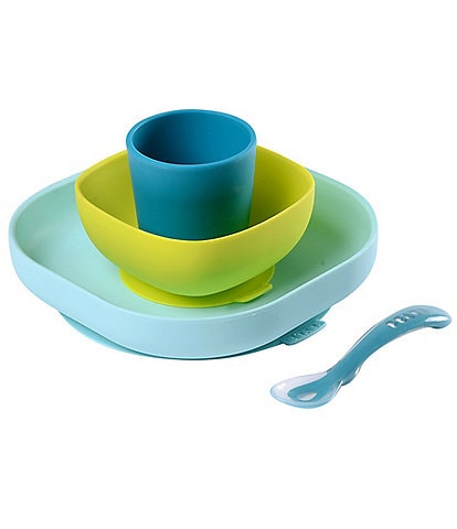 Baba Silicone Suction Meal Set