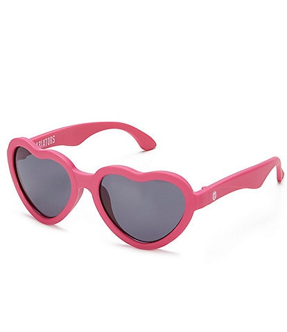 Babiators Baby Girls Heart-Shaped Sunglasses
