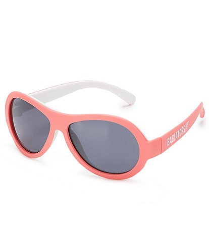 Babiators Little Girls Two-Tone Aviator Sunglasses