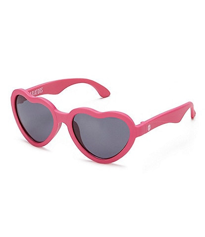Babiators Little Girls Heart-Shaped Sunglasses