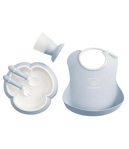 BABYBJORN BPA -Free Plastic Baby Dinner Set