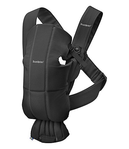 BABYBJORN Cotton Baby Carrier Mini