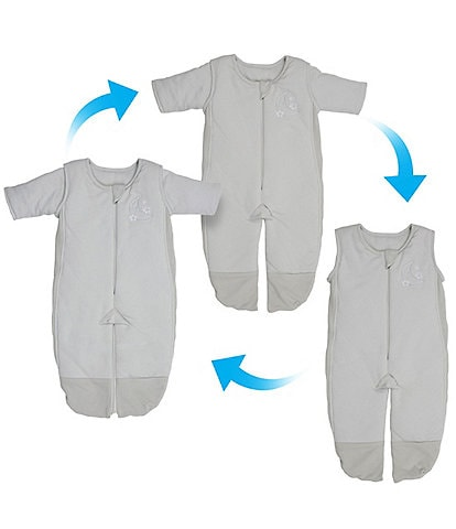 Baby Brezza 3-in-1 Swaddle Transition Sleepsuit