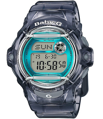 Baby-G Classic Digital Strap Watch