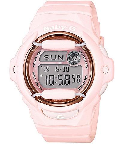 Baby-G Digital Resin-Strap Watch