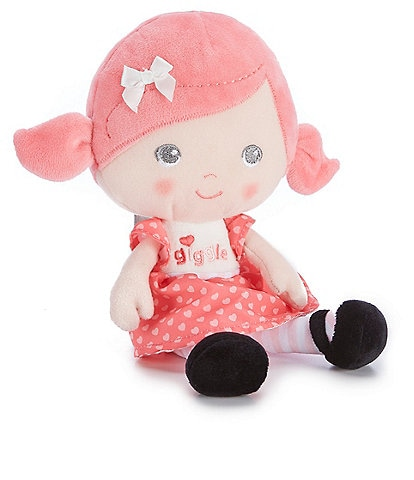 Baby Starters 11#double; Giggly Jilly Plush Doll
