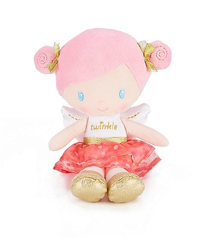 Baby Starters 11#double; Sage Fairy Plush Doll