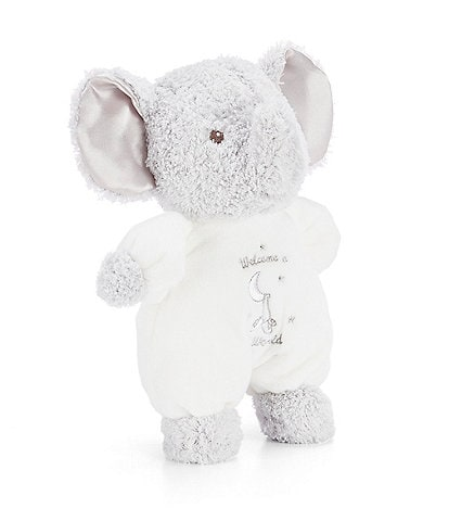 Little Me Baby Welcome To The World Elephant Plush