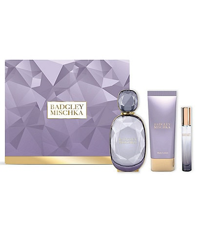 Badgley Mischka Gift Set