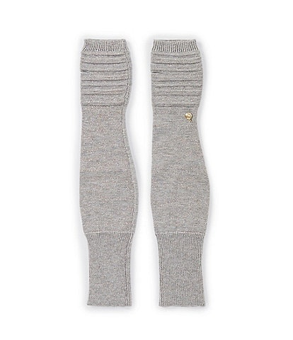 Badgley Mischka Ladies' Ottoman-Stitch Armwarmers