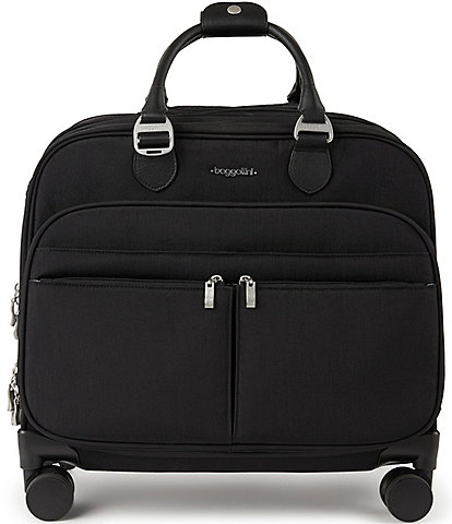 Baggallini 4 Wheel Tote Carry-On