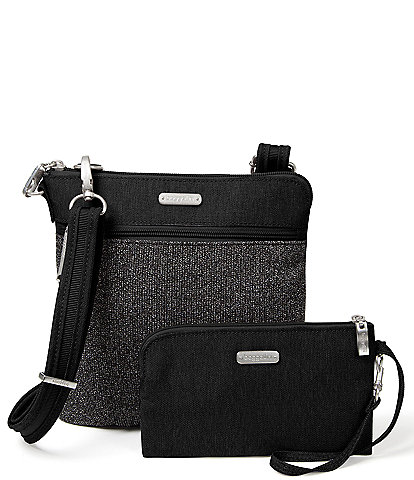 Baggallini Anti-Theft Slim Crossbody Bag