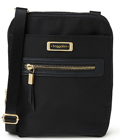 Baggallini City Lights Collection Brooke Crossbody Bag
