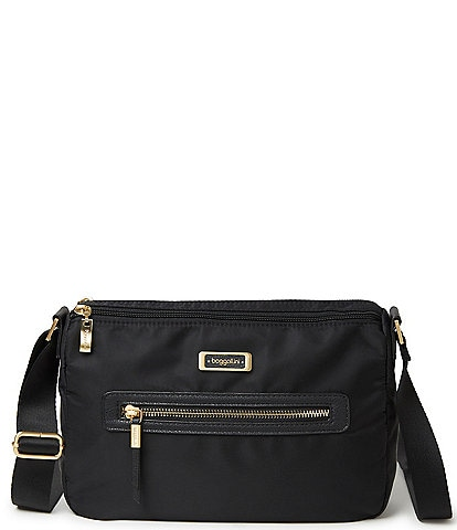 Baggallini City Lights Collection Chloe Crossbody Bag