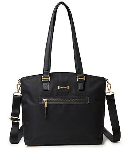 Baggallini City Lights Collection Lizzy Tote Bag
