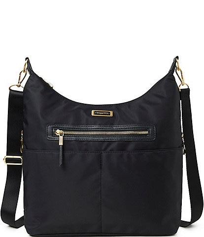 Baggallini City Lights Collection Samantha Hobo Bag